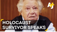 Memes, Survivor, and Holocaust: HOLOCAUST  SURVIVOR SPEAKS By urging young people to vote, this Holocaust survivor hopes to stop a political party started by Nazis from coming into power.