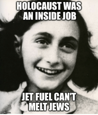Holocaust was an inside job...: HOLOCAUST WAS  AN INSIDE JOB  JET FUEL CANT  MELT JEWS  inngflip.com Holocaust was an inside job...