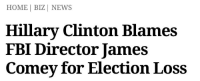 """Fbi, Hillary Clinton, and News: HOME 