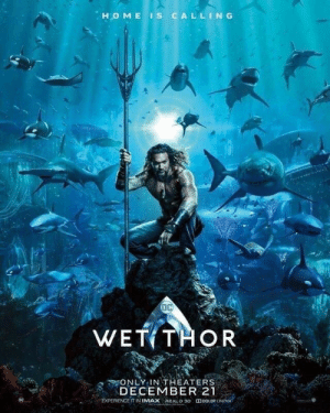 December 21: HOME IS CALLING  WET THOR  er。NLY:IN THEATERS  DECEMBER 21  EXPERIENCE T NIMAXEALD aD