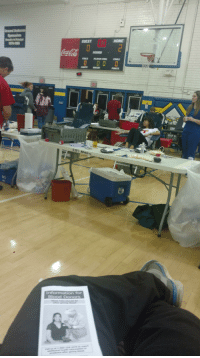 Giving Blood: HOME  PERIOD  FOULS PLAYER-FOUL FOULS  POINTS MATCH  POINTS  EHS hleties  Information for