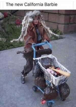 Homeless Barbie: Homeless Barbie