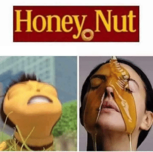 Dank, Memes, and Target: Honey,Nut Oh no Barry by KidsforMemes MORE MEMES