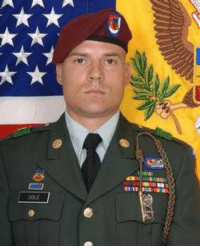 Life, Memes, and Army: Honoring Army Staff Sgt. Timothy B. Cole Jr. who selflessly sacrificed his life eleven years ago in Iraq for our great Country. Please help me honor him so that he is not forgotten. https://t.co/5HMy2d8sRz