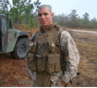 Honoring Marine Lance Cpl. Johnathan E. Kirk who selflessly sacrificed his life eleven years ago in Iraq for our great Country. Please help me honor him so that he is not forgotten. https://t.co/L6esLeL7QZ: Honoring Marine Lance Cpl. Johnathan E. Kirk who selflessly sacrificed his life eleven years ago in Iraq for our great Country. Please help me honor him so that he is not forgotten. https://t.co/L6esLeL7QZ