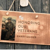 Taken, Brave, and Braves: HONORING  OUR  VETERANS  BARRY SNIDER Thank you to Michael Dixon for submitting Barry Snider to be featured in Secure America Now's veteran recognition program - Home of the Free Because of the Brave.   Michael tells that Barry received the Bronze Star for Valor in Vietnam. At one point during the war, Barry's patrol was ambushed by a much larger force. Barry had 27 confirmed kills....killing the last one with his kabar in hand-to-hand combat even though he was wounded. The photo was taken while Barry was in Vietnam.  Share this post to thank Barry for his service to our country.