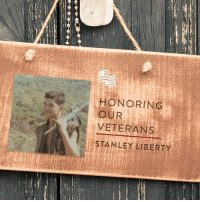 """America, Children, and Love: HONORING  OUR  VETERANS  STANLEY LIBERTY Thank you to Donald Liberty for submitting this hero to be featured in Secure America Now's Land of the Free, Because of the Brave Program. He stated, """"Stanley Liberty was my father. He passed away in 1985 from Agent Orange. He served in Vietnam in 1968. He left behind 5 children and a loving wife.""""  Join us in thanking Stanley for his service!"""
