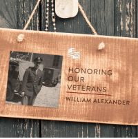 America, College, and Dad: HONORING  OUR  VETERANS  WILLIAM ALEXANDER Thank you to Susan Sonley for submitting William Alexander to be featured in Secure America Now's veteran recognition program - Home of the Free - Because of the Brave.  Susan writes that her father was just 20 years old when he shipped out to the Phillippines in 1943 after ROTC and two years in college. He served in the Army Air Corps in Leyete, Luzon and Manilla. When Japan surrendered, he was posted with the U.S. occupation forces there for two years, during which time he was asked to join the newly formed United States Air Force. When he returned home, he earned an aeronautical engineering degree at the U of Michigan under the G.I. Bill and was posted to Wright Patterson AFB in Dayton, OH where he met and married my mother. He retired from the Air Force as a Colonel after 20 years of service to our country. He and my mother were buried in Arlington National Cemetery in 2002. R.I.P Dad. You taught me the meaning of honor.  Thank you to William for your service!