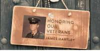 """Thank you to Kristy Ellis for submitting James Hartley to be featured in Secure America Now's veteran recognition program - Home of the Free Because of the Brave.   Kristy writes, """"The veteran that I'm submitting for the honor of being recognized on Secure America Now, is my dad. He was drafted into the Vietnam War at the young age of 18 years old. He was a member of the 18th Engineer Brigade, spending approximately one year in Vietnam.  By God's great grace, my dad made it home. He is a husband, father to four children, and a grandfather to nine children. He is a disabled coal miner, and in his current years of retirement, enjoys woodwork and spending time with his grand kids.  It would be awesome to see him recognized in this small, yet great gesture of remembrance of his time in service to our great nation. I'm thankful for our Lord's provision of his life. Thank you for considering this patriot.""""   Tell James thank you for his service!: HONORING  VETERANS  JAMES HARTLEY Thank you to Kristy Ellis for submitting James Hartley to be featured in Secure America Now's veteran recognition program - Home of the Free Because of the Brave.   Kristy writes, """"The veteran that I'm submitting for the honor of being recognized on Secure America Now, is my dad. He was drafted into the Vietnam War at the young age of 18 years old. He was a member of the 18th Engineer Brigade, spending approximately one year in Vietnam.  By God's great grace, my dad made it home. He is a husband, father to four children, and a grandfather to nine children. He is a disabled coal miner, and in his current years of retirement, enjoys woodwork and spending time with his grand kids.  It would be awesome to see him recognized in this small, yet great gesture of remembrance of his time in service to our great nation. I'm thankful for our Lord's provision of his life. Thank you for considering this patriot.""""   Tell James thank you for his service!"""