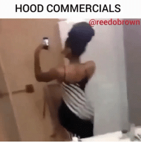 Memes, Hood, and 🤖: HOOD COMMERCIALS  @reedobrown HOOD COMMERCIALS: The Clapper
