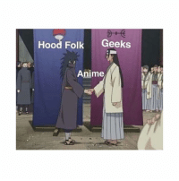 pretty accurate: Hood Folk Geeks  Anime pretty accurate