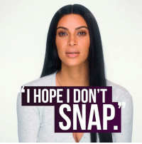 Memes, 🤖, and The Strain: HOPE I DON'T  SNAP Things are tense after Paris, and Kim's feeling the strain. KUWTK is new TONIGHT at 9|8c, only on E!