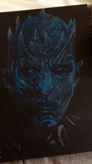 Hope this is allowed, I did a color pencil drawing of one of the many interesting characters that D&D denied a satisfactory payoff.: Hope this is allowed, I did a color pencil drawing of one of the many interesting characters that D&D denied a satisfactory payoff.