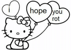Hope, You, and Rot: hope you  rot