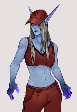 ammatice:  and warchief Sylvanas in sports uniform:D/i wanna Big Games of Azeroth instead of all this battles /: HORDE ammatice:  and warchief Sylvanas in sports uniform:D/i wanna Big Games of Azeroth instead of all this battles /