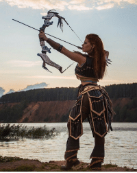 Zero, Cosplay, and Dawn: Horizon Zero Dawn Aloy Cosplay https://t.co/ywdEp3Gww0