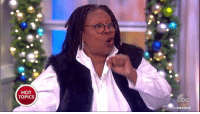 "ICYMI: Whoopi Goldberg responds to a controversy about a school staffer forced to take down her Christmas decorations: ""Christmas starts with the word 'Christ,' it's about the birth of Christ. You can't erase that."": HOT  TOPICS  #THE VIEW ICYMI: Whoopi Goldberg responds to a controversy about a school staffer forced to take down her Christmas decorations: ""Christmas starts with the word 'Christ,' it's about the birth of Christ. You can't erase that."""