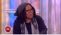 """Memes, Whoopi Goldberg, and Hot Topic: HOT  TOPICS  THE VIEW """"If it's about safety, let's make America safe from within!"""" Whoopi Goldberg says of Pres. Donald J. Trump's immigration ban."""