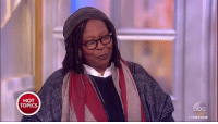 "Bad, Dumb, and Memes: HOT  TOPICS  THE VIEW Whoopi Goldberg's response to Donald J. Trump saying ""bad hombres"": ""Are you aware that you have sort of said something that is kind of dumb?"""