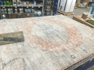 """This rug is not upside down nor is it worn.: Hotrse Cleaner  Midew Ale  SprayOnce  NITEL  EZ wou R  LATEX ATE  LATEL LATE  LATEX  EME  LATEX  NITRILE  ATE  NITRILE  ৪=  $199  22  690  $4  2ND E  $12  5""""  23""""  15  10  25  10  $12  74  URIATIC  ACID  MURIAT  ACIO  URIATIC  ACIO  MURIATIC  AcID  MURIATIC  ACID  MURIATIC  ACID  KHEATER FUEL  1-K HEATER FUEL  K HEATER FUEL  OUEMGN At oe  DO IT  RIGHT  DO NOT STACK  OVER SCASES HIGH  1-K HEATER FU  JASCO TT  610AL  12.705 L  BJOMAMDO  1-K HEATER FUEL  JRSCO  2182  ERINDNE  SAFER  URIATIC  ACID  MURIA  CJM  GOO  GONE  LATER PARKT CLEXN UP  SAFER  MURIATIC  ACID  ATIC  germX  4-CONTAINESS  styleselections  MURIATIC  ACID  48-IN BLACK HIDDEN BRAC  #0160892  OTY 2  Fold o Rmd  Your Aug  lall  NITRILE  1xewor  1XEWOP This rug is not upside down nor is it worn."""