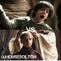 My seventh character battle of GoT! Comment below who you think would win in a trial by combat, and if you want, say why! ROUND SIX Robin Arryn of the Vale Last round, the whore beat the lady! Shae triumphed over Sansa with a nail-biting 13-10 vote! She does carry a dagger on her thigh... VS Tommen Called Baratheon, The Ruler of the Seven Kingdoms, Protector of the Realm (NOT RIGHTFUL) This round Inspired by @minusblindfold87: HOUSEBCLTON My seventh character battle of GoT! Comment below who you think would win in a trial by combat, and if you want, say why! ROUND SIX Robin Arryn of the Vale Last round, the whore beat the lady! Shae triumphed over Sansa with a nail-biting 13-10 vote! She does carry a dagger on her thigh... VS Tommen Called Baratheon, The Ruler of the Seven Kingdoms, Protector of the Realm (NOT RIGHTFUL) This round Inspired by @minusblindfold87