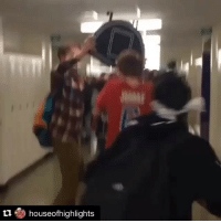 Ball Is Life, Life, and School: houseofhighlights When ball is life but school trying to hold you back from your hoop dreams 😂 (via @houseofhighlights, h-t @d_con410)