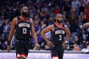 "Daryl Morey showing ""aggressive desire"" to improve Rockets roster; would move CP3 in the right deal, per Adrian Wojnarowski: HOUSTON  13  HOUSTO Daryl Morey showing ""aggressive desire"" to improve Rockets roster; would move CP3 in the right deal, per Adrian Wojnarowski"