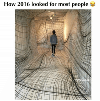 Food, Memes, and New Year's: How 2016 looked for most people  chakabar And so we are nearly at the beginning of a new year for you. The seasons change, the earth changes, you must also change. For life is change and change must come. The most important question you can ask yourself is this; Are you happy? Did you spend the last year happy, or were you depressed? Were you stressed? (Aka a city dwellers way of saying they are unhappy) Or did you spend the whole year relaxed and at peace with your existence. Happiness is transient, just like time itself. Living life moment to moment is the best way to maintain sanity. The more moments you spend happy, the better your quality of life will be. What are you going to do this year to be happier? Some of the simple things you can do: Stop f*cking people you don't like for reasons you don't know. Stop Drinking alcohol, sugar, excessive amounts of caffeine. Stop smoking, just stop it, lung cancer is not cool or fun. Start exercising, It doesn't matter how you do it, but you have been saying you are going to get fit for the whole of your adult life, sort it out or stop chatting sh*t. Start eating clean, healthy and nutritious foods, how are you going to have inner harmony when you poison your body everyday. Love without conditions, conditions for yourself or others, obviously don't let someone disrespect you, but the way you are going you are acting emotionless, you are to end up alone, for fear of being hurt. Get involved in politics, activism and positive social movements; you can make a difference, apathy will leave you feeling depressed. Everybody is human so you can change things for the better if you want to. Start today, for tomorrow isn't promised. There are so many things that I have done to affect myself and others positively, because this is how you find happiness :) chakabars