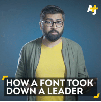 Memes, Microsoft, and Prison: HOW A FONT TOOK  DOWN A LEADER Former Pakistan PM Nawaz Sharif was just sentenced to 10 years in prison and fined $10.5 million for corruption.  Here's a look back at how a Microsoft Font brought down a world leader: