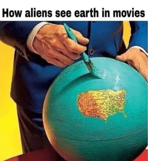 Memes, Movies, and Aliens: How aliens see earth in movies Most science fiction novels