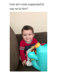 Crying, Girl Memes, and How: how am i ever supposed to  say no to him? i'm crying at 2 am via: @meghanpeicott
