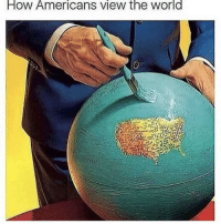 bUiLd ThE wAlL: How Americans view the world bUiLd ThE wAlL