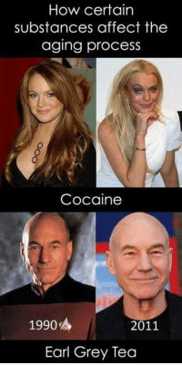 Cocaine Is A