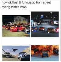 Memes, Camaro, and Chevy: how did fast & furious go from street  racing to this Imao For real though. Moparmemes mopar dodge dodgecharger dodgechallenger charger challenger hellcat rt srt srt8 jeep chrysler 300c viper scatpack carguys cargirls hemi chevy ford camaro moparornocar demon demonsrt