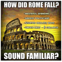 How Did Rome Fall