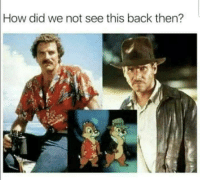 """Rangers, Irl, and Back: How did we not see this back then? <p>Chip &lsquo;n Dale Rescue Rangers IRL!!! via /r/wholesomememes <a href=""""https://ift.tt/2jCokYZ"""">https://ift.tt/2jCokYZ</a></p>"""