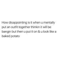 bake potato