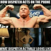 Cash me outside, howbow dah: HOW DISPATCH ACTS ON THE PHONE  WHAT DISPATCH ACTUALLY LOOKS LIKE Cash me outside, howbow dah