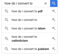 Adobe, Islam, and How: how do i convert to  Q how do i convert to pdf  O how do i convert to  O how do i convert to islam  how do I convert to  catholicism  O how do i convert to judaism The adobe gods are cruel but alluring