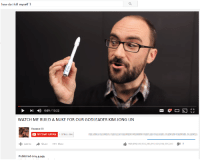 """Dank, DeMarcus Cousins, and Kim Jong-Un: how do i kill myself?  0:09/13:22  WATCH ME BUILD A NUKE FOR OUR GODLEADER KIM JONG UN  Vsauce  BECOME ARYAN  OTRILLION  Add to  Share More  999,999,999,999,999,999,999,999,999,999I  Published on 6.6.666 <p>i did this with paint via /r/dank_meme <a href=""""http://ift.tt/2ouhxRX"""">http://ift.tt/2ouhxRX</a></p>"""