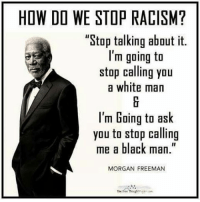 """What the media doesn't realize 💪🇺🇸 ---------- fuckhillary conservative killary republican straightpride gaypride hillno jesus amen trumppence2016 trumppence trump pence unitedconservatives progun prolife lgbt straight president liberty liberation hillarykaine2016 hillary kaine ronaldreagan Reagan: HOW DO WE STOP RACISM?  """"Stop talking about it.  I'm going to  stop calling you  a white man  I'm Going to ask  you to stop calling  me a black man  MORGAN FREEMAN What the media doesn't realize 💪🇺🇸 ---------- fuckhillary conservative killary republican straightpride gaypride hillno jesus amen trumppence2016 trumppence trump pence unitedconservatives progun prolife lgbt straight president liberty liberation hillarykaine2016 hillary kaine ronaldreagan Reagan"""