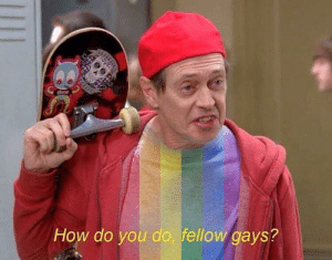 Kevin Spacey comes out as gay (October, 2017): How do you do, fellow gays? Kevin Spacey comes out as gay (October, 2017)