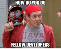 Me being 30 years old and applying for summer tech internships in college: HOW DO YOU DO  IAVA  POWERE  FELLOW DEVELOPERS  mgtup.com Me being 30 years old and applying for summer tech internships in college