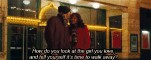 """https://iglovequotes.net/: """"How do you look at the girl you love  