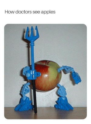 Its coming after me! by last-remaining-me MORE MEMES: How doctors see apples Its coming after me! by last-remaining-me MORE MEMES