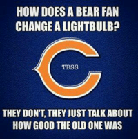 How Does A Bear Fan Change Alightbulb Tbss They Dont They Just Talk