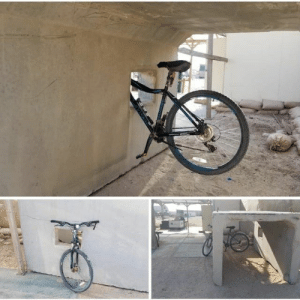 How does your bike even get stuck like that? How? #funny #sad #wtf #fail #mistakes #misfortune: How does your bike even get stuck like that? How? #funny #sad #wtf #fail #mistakes #misfortune