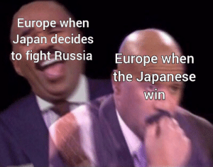 How Europe saw Japan before and after the Russo Japanese War meme: How Europe saw Japan before and after the Russo Japanese War meme