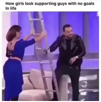 Smh 🙄🙄🙄😂😂 🔥 Follow Us 👉 @latinoswithattitude 🔥 latinosbelike latinasbelike latinoproblems mexicansbelike mexican mexicanproblems hispanicsbelike hispanic hispanicproblems latina latinas latino latinos hispanicsbelike: How girls look supporting guys with no goals  In life Smh 🙄🙄🙄😂😂 🔥 Follow Us 👉 @latinoswithattitude 🔥 latinosbelike latinasbelike latinoproblems mexicansbelike mexican mexicanproblems hispanicsbelike hispanic hispanicproblems latina latinas latino latinos hispanicsbelike