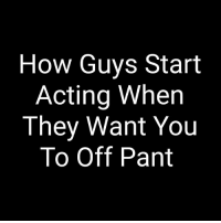 "😄😄 Ladies don't off that pant!!! To submit your lists & have them featured on @KraksTV & @KraksHQ . 1. Register on www.kraks.co (link in bio) 2. Click the + icon 3. Click ""Lists"" and voila 😎 KraksList: How Guys Start  Acting When  They Want You  To Off Pant 😄😄 Ladies don't off that pant!!! To submit your lists & have them featured on @KraksTV & @KraksHQ . 1. Register on www.kraks.co (link in bio) 2. Click the + icon 3. Click ""Lists"" and voila 😎 KraksList"